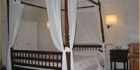 Le Mas d'Aubignan Chambre d'hote Baldaquin