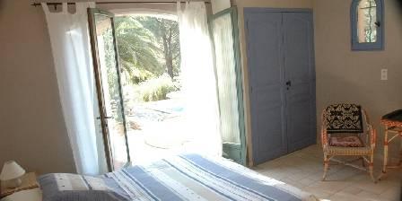 Le Mas de Bellecroze La chambre d'hôtes Iguazu