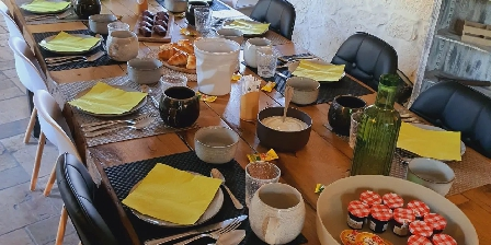 Le mas de Mougins Petit déjeuner intérieur