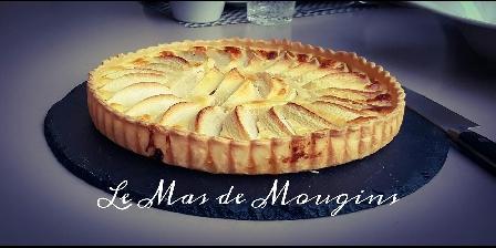 Le mas de Mougins Tarte aux pommes maison