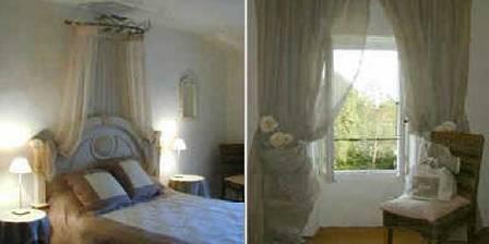 Le Mas du Chatelas Room