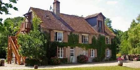 Location de vacances Le Moulin de Crouy > Le Moulin