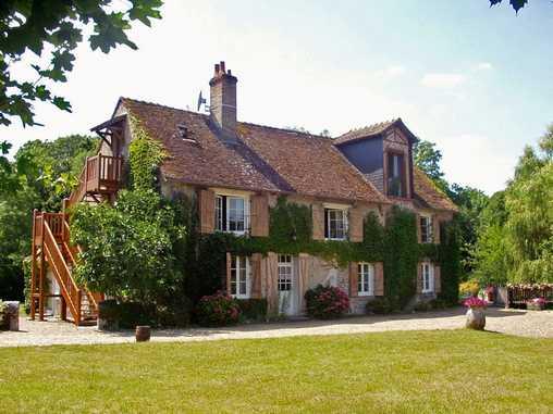 Chambre d'hote Loir-et-Cher - Le Moulin