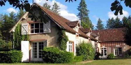 Le Moulin de Crouy La maison