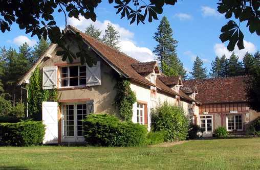 Chambre d'hote Loir-et-Cher - La maison