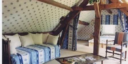 Le Moulin de Crouy Chambre Goélette - Chambre familiale