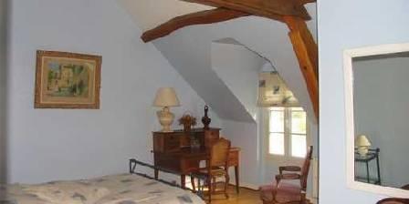 Le Moulin de Crouy Chambre Horizon