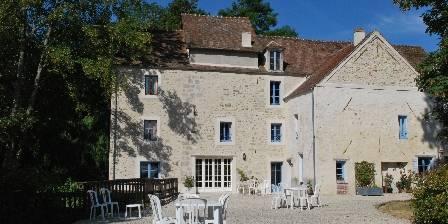 Chambre d'hotes Le Moulin de Pommeuse > facade est