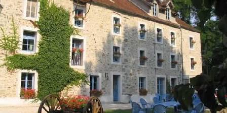 Chambre d'hotes Le Moulin de Pommeuse > façade ouest