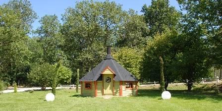 Le Moulin de Villiers Le Kota, Chalet finlandais pour des soirées inoubliables..