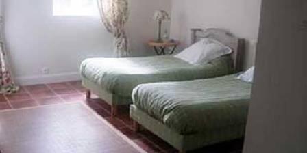 Maison Le Peyret Chambre Verte