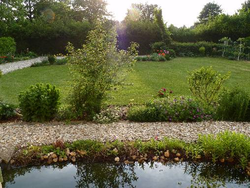 bed & breakfast Yonne -  THE GARDEN