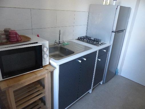 petite cuisine à disposition