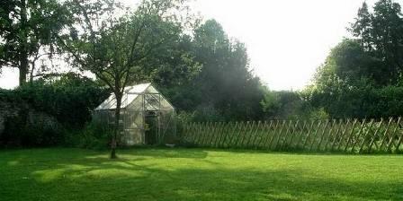 Gite Le Presbytère > Le jardin