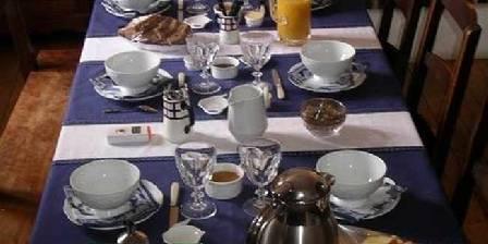 Le Presbytère Le petit déjeuner