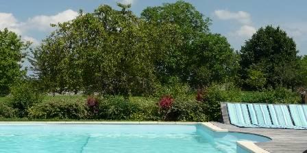 Le Relais de l'Orient La piscine