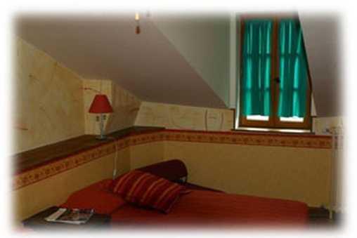 Chambre d'hote Loiret - La chambre Jaune