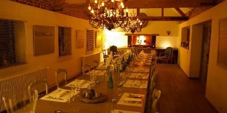 Le Thurel La Grande Pièce, la salle à dîner