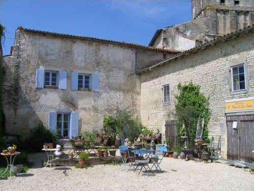 Bed & breakfasts Charente-Maritime, Cressé (17160 Charente-Maritime)....