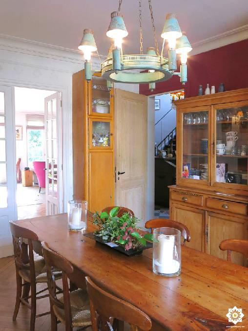Chambre d'hote Nord - cuisine