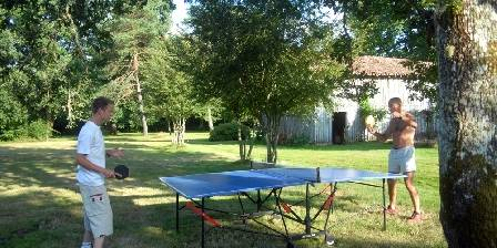 Les Arbousiers Ping pong