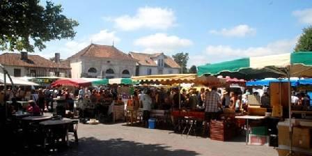 le marché de Léon