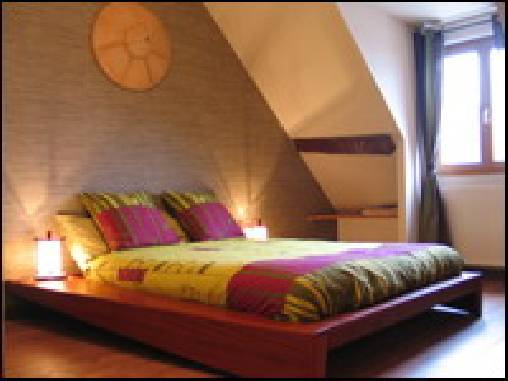 Chambre d'hote Doubs - chambre Nipponne