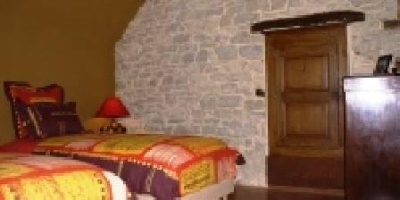 Les Charmettes Bedroom Massaï