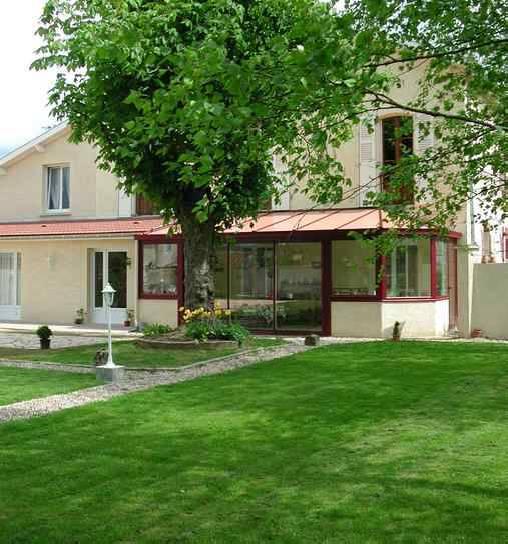 Chambre d'hote Meuse - Le jardin