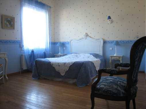 Chambre d'htes Bleue