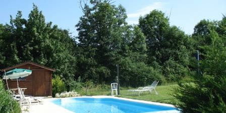 Les Etoiles La piscine