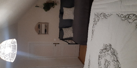 Les Hauts de La Vaucouleurs Room