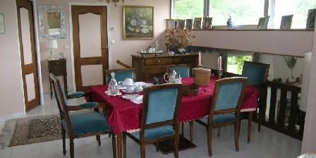 Les Hauts de La Vaucouleurs Dining-room
