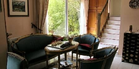 Les Hauts de La Vaucouleurs Sitting room