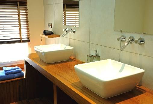 Chambre d'hote Loire - Salle de bain de la chambre Eau