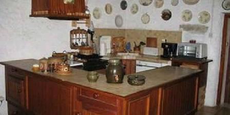Ferienhauser Les Loyes > La cuisine