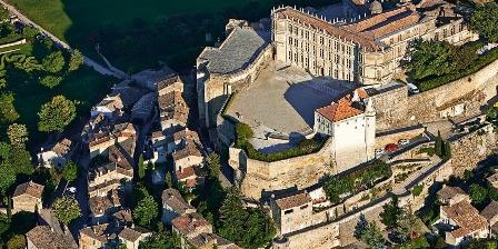Les Rouvières Château de Grignan