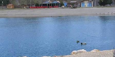 Les Vanades Le plan d'eau des Vanades