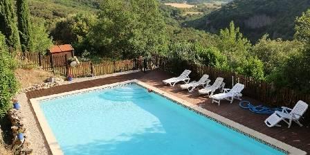 Chambre d'hotes Les Vignals > La piscine