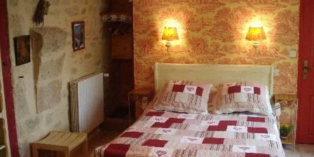 Bed and breakfast Locastillon > La terrasse