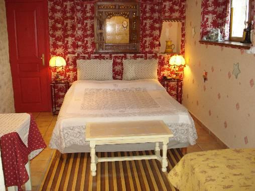 La chambre Romane
