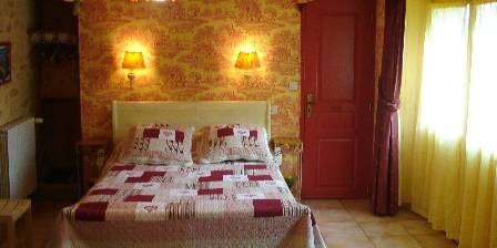 Bed and breakfast Locastillon > La chambre Castillane