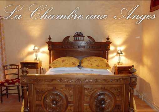 Chambre d'hote Charente-Maritime - la chambre Aux Anges