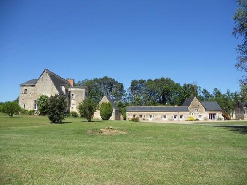 Gastezimmer Maine-et-Loire, Le Vieil Baugé (49150 Maine-et-Loire)....