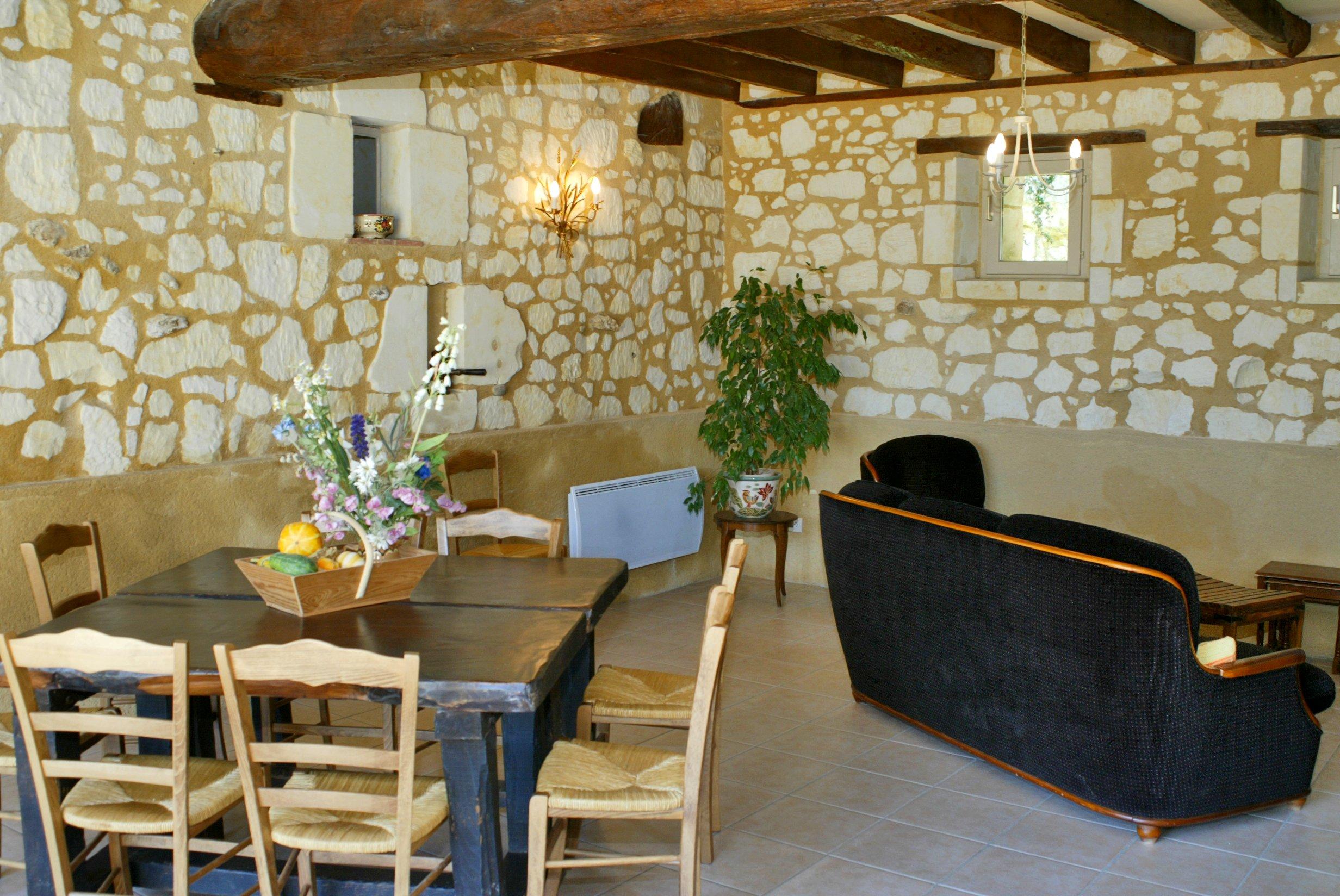Logis de po llier une chambre d 39 hotes en maine et loire for Logis de france annecy et environs