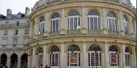 La Touche Thébault L'opéra de la ville de Rennes