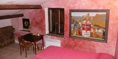 Agni Chambres d'hôtes Chambre Tilleul