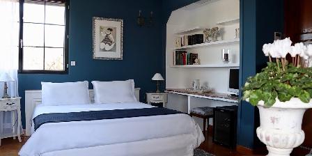 Gastezimmer La Magaloun > Pervenche room  > Klicken Sie hier um das Foto zu vergrößern