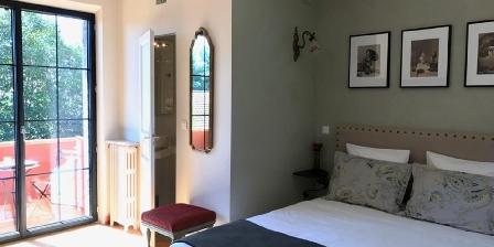 Chambre d'hotes La Magaloun > La  chambre Santoline