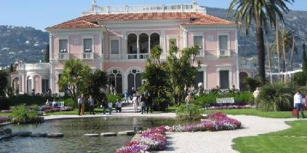 Villa Ephrussi  La Villa Ephrussi de Rothschild 